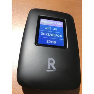Rakuten - 【極美品】楽天モバイル WiFiポケット