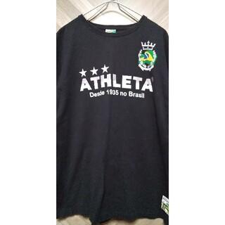 アスレタ(ATHLETA)のアレスタ Tシャツ ブラジル柄 Lサイズ(シャツ)
