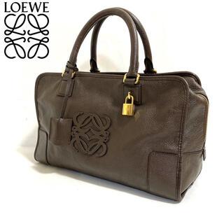 LOEWE - 【正規品】ロエベ✨アマソナ ハンドバッグ