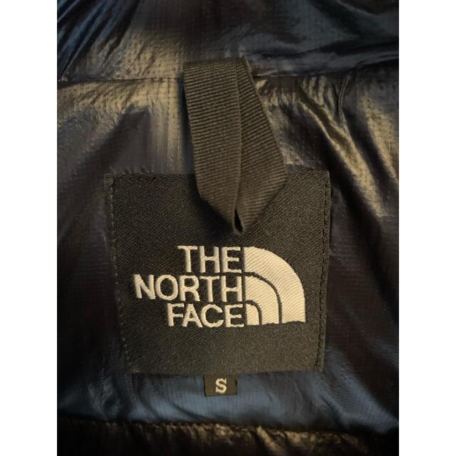 THE NORTH FACE(ザノースフェイス)のノースフェイス ダウン 黒 ブラック メンズのジャケット/アウター(ダウンジャケット)の商品写真