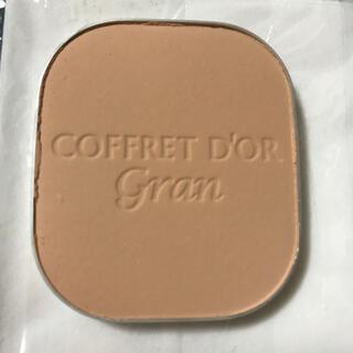 COFFRET D'OR - コフレドールグラン カバーフィットパクトUV