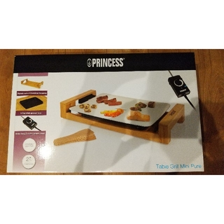 Princess Table Grill Mini pure ホットプレート