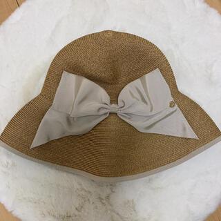 カシラ(CA4LA)の麦わら帽子アシナーニューヨーク(麦わら帽子/ストローハット)