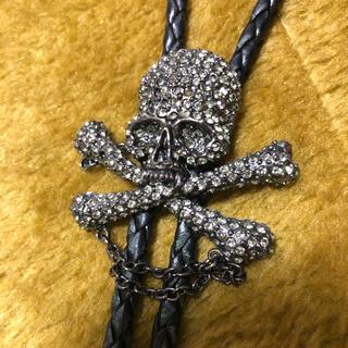 ロエン(Roen)の定価¥50000  ロエン ループタイ チョーカー roen  hyde (ネックレス)