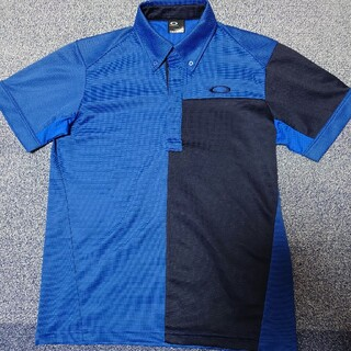 Oakley - オークリー OAKLEYゴルフ用半袖ポロシャツ L