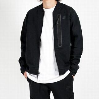 NIKE - ★人気 格安 ナイキ テックフリースボンバー ジャケット M NIKE ブランド
