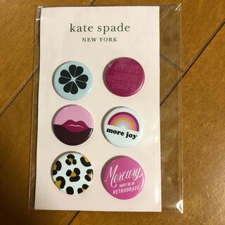 ケイトスペードニューヨーク(kate spade new york)のケイトスペード バッチ(バッジ/ピンバッジ)