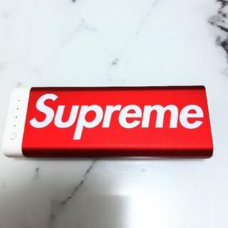 Supreme - Supreme シュプリーム 充電器