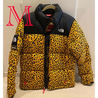 Supreme - 美品!SupremeNorth Face Leopard NuptseDown