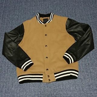 レイジブルー(RAGEBLUE)のレイジブルー メンズ ジャケット 切り返し コート ジャンパー ブルゾン レザー(ブルゾン)