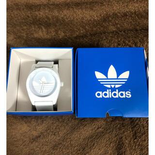 アディダス(adidas)のアディダス 腕時計 電池交換済(腕時計(アナログ))