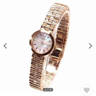kate spade new york - ケイトスペード kate  spade 時計 腕時計 文字盤 シェル ゴールド