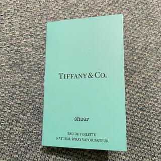 ティファニー(Tiffany & Co.)のTIFFANY sheer 香水(その他)