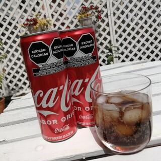 コカコーラ(コカ・コーラ)のメキシカンコーラ 4本(ソフトドリンク)