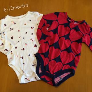 ベビーギャップ(babyGAP)のロンパースSET size 6-12months(ロンパース)