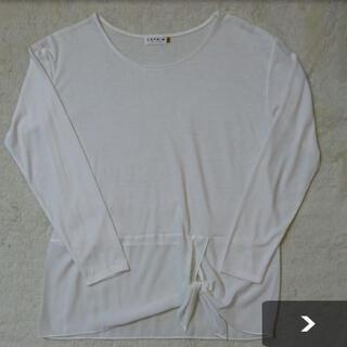 レプシィムローリーズファーム(LEPSIM LOWRYS FARM)のレプシムローリーズファーム 裾絞りトップス(カットソー(長袖/七分))