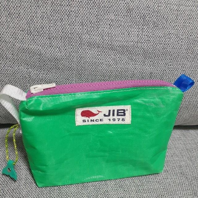 familiar(ファミリア)のJIB ファミリア コラボ ポーチ レディースのファッション小物(ポーチ)の商品写真