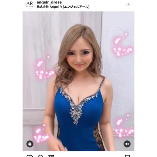 AngelR(エンジェルアール)のエンジェルアール キャバドレス レディースのフォーマル/ドレス(ナイトドレス)の商品写真