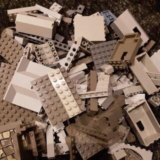 Lego - レゴ LEGO グレー まとめうり 大量 約330g