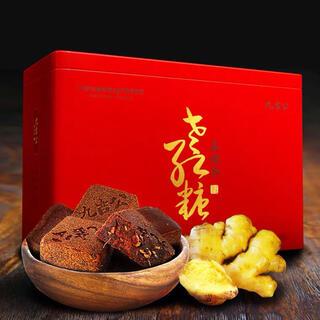 九吉公  姜母茶 16個 箱なしの配送(菓子/デザート)
