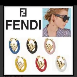 FENDI - FENDI フープピアス