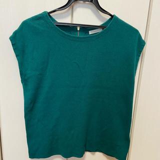 テチチ(Techichi)の専用★テチサマーニット グリーン(Tシャツ(半袖/袖なし))