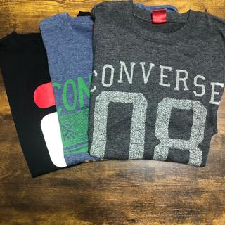 コンバース(CONVERSE)のメンズTシャツ 3枚セット(シャツ)