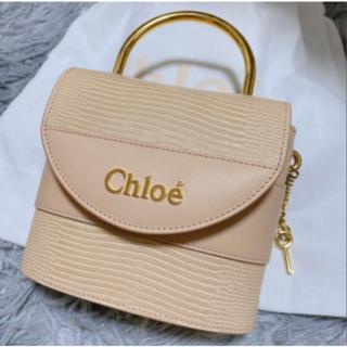 Chloe - Chloe アビーロック abylock バック 鞄 美品