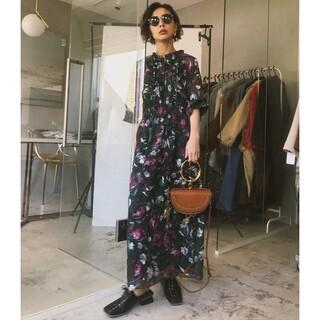 Ameri VINTAGE - Ameri vintage 花柄ワンピース