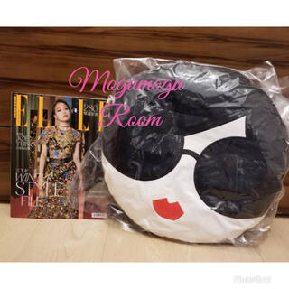 アリスアンドオリビア(Alice+Olivia)のアリスオリビア  クッション 香港 新品未使用 非売品 付録(日用品/生活雑貨)