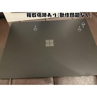 Microsoft - Surface Laptop 3 【メモリ8GB HDD256GB】動作確認済
