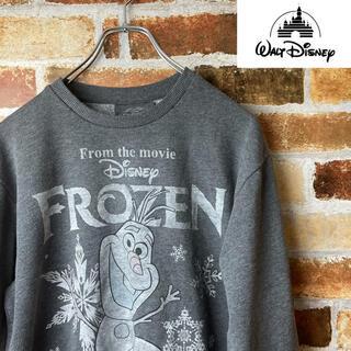 ディズニー(Disney)のDisney スウェット USA製 ヴィンテージ古着 レディースSサイズ相当(トレーナー/スウェット)
