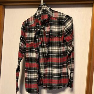 アナップミンピ(anap mimpi)のネルシャツ(シャツ/ブラウス(長袖/七分))