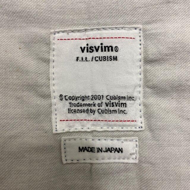 VISVIM(ヴィスヴィム)のvisvim SS NORAGI CHAMBRAY Size 2 メンズのトップス(シャツ)の商品写真