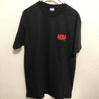アキラプロダクツ(AKIRA PRODUCTS)のアキラ パルコギャラリー限定Tシャツ アートオブウォール展 ブラック AKIRA(Tシャツ/カットソー(半袖/袖なし))