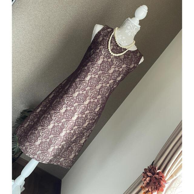 ketty(ケティ)の美品♡ケティ KETTY  バラ柄ジャケット、ワンピースセットアップ♡スーツ レディースのフォーマル/ドレス(スーツ)の商品写真
