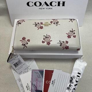 コーチ(COACH)のCOACH 新品未使用 coach コーチ 長財布 F28444(その他)