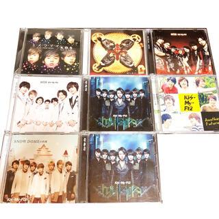 Kis-My-Ft2 - Kis-My-Ft2 CD セット