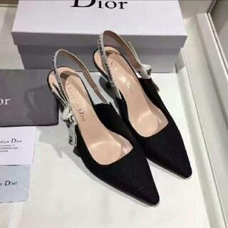 Dior - 美品  Dior ディオール パンプス