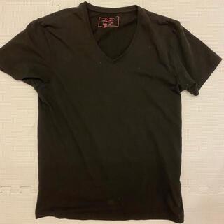 ザラ(ZARA)のザラ ZARA  Tシャツ ブラック 黒(シャツ)