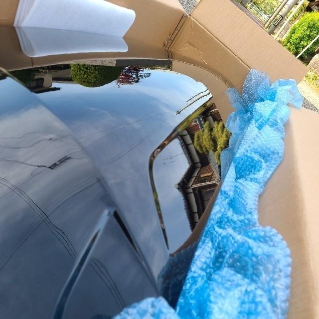トヨタ(トヨタ)のハイエース バッドフェイスボンネット 1〜5型 ナロー専用 その他セット割有 自動車/バイクの自動車(車種別パーツ)の商品写真