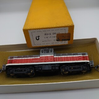 HOゲージ DD-13他2品(鉄道模型)