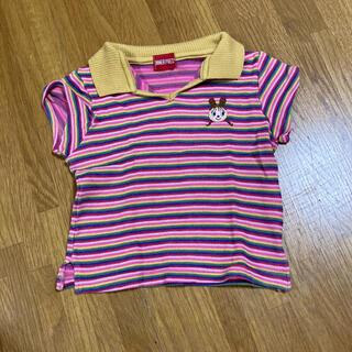 インナープレス(INNER PRESS)の美品♡INNER PRESS ポロシャツ(Tシャツ/カットソー)