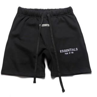 Essential - エッセンシャルズ スウェット ハーフパンツ Mサイズ