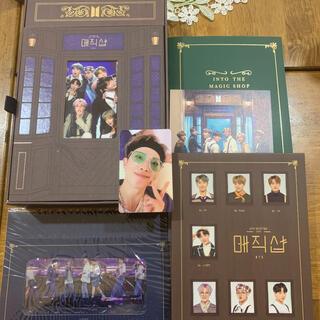 防弾少年団(BTS) - BTS MAGIC SHOP 釜山 ソウル RM DVD 日本語字幕