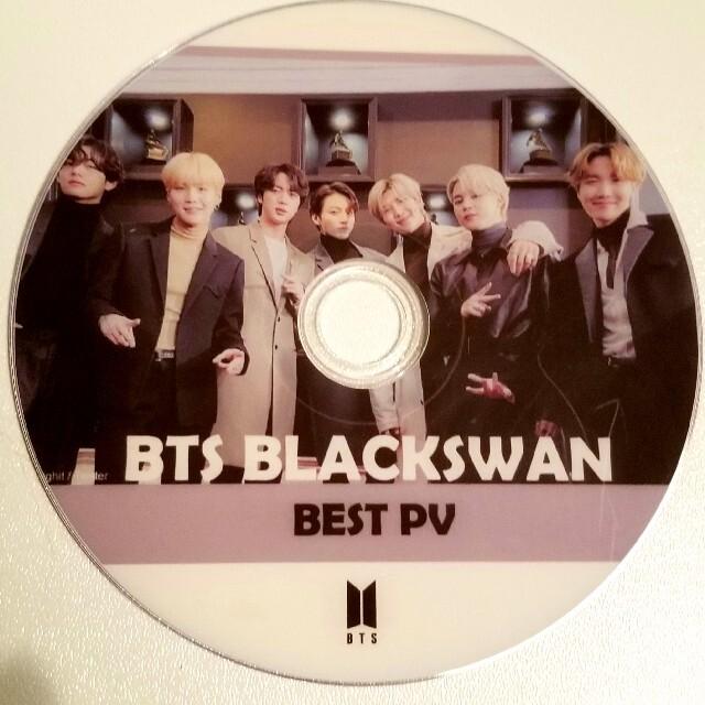防弾少年団(BTS)(ボウダンショウネンダン)のBTS BLACK Swan  PV  高画質 エンタメ/ホビーのDVD/ブルーレイ(ミュージック)の商品写真