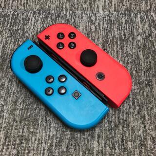 ニンテンドースイッチ(Nintendo Switch)のNintendo  Switch Joy-Con ネオンブルー ネオンレッド(その他)