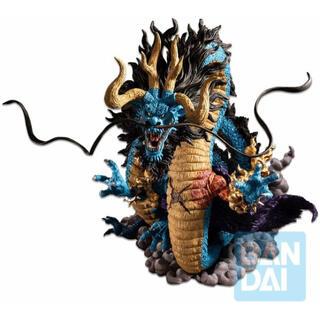 バンプレスト(BANPRESTO)のワンピース1番くじEX悪魔を宿す者達 A賞カイドウフィギュア(キャラクターグッズ)