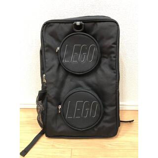 新品未使用 LEGO レゴ リュック 黒 ブラック 送料無料