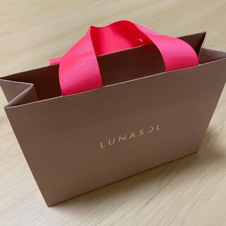 ルナソル(LUNASOL)のLUNASOL ルナソルショッパー 未使用品(ショップ袋)